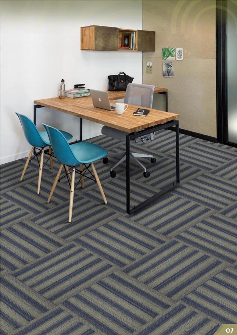 商用方块地毯003