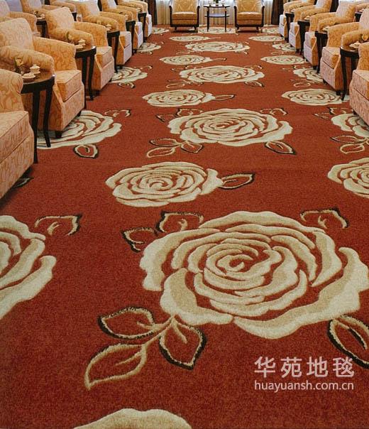 高档手工剪花地毯11